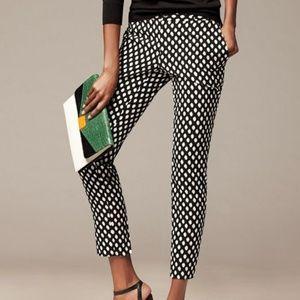 Soft Camden Black Dot Pants